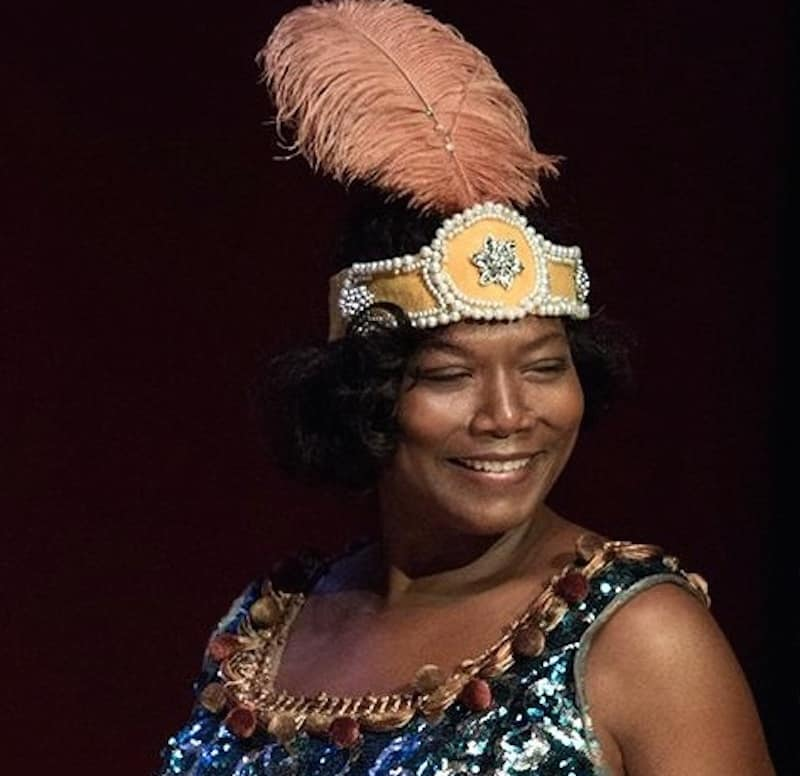 Queen Latafah in Bessie
