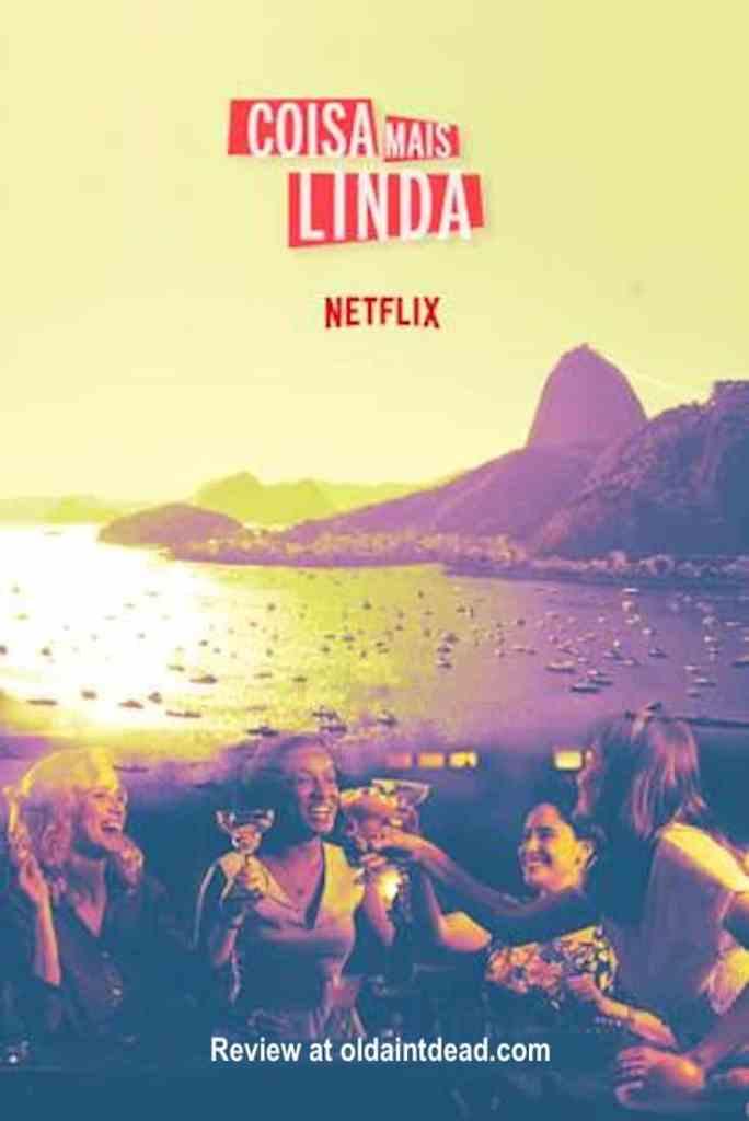 Poster for Girls from Ipanema (Coisa Mais season 2 Linda)