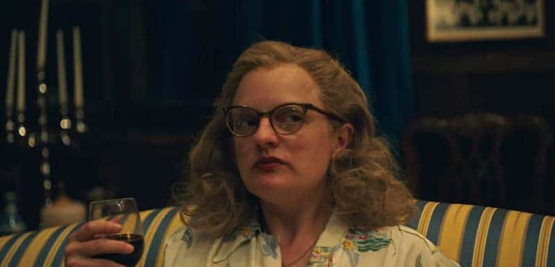 Elisabeth Moss in Shirley