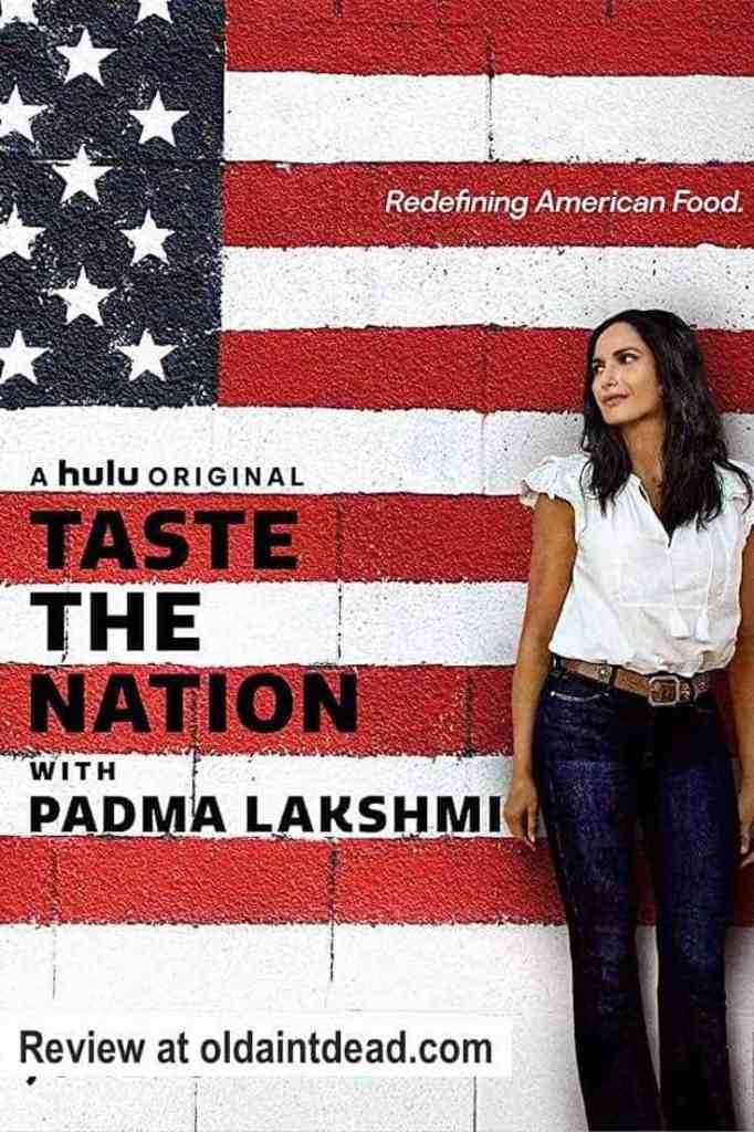 Poster for Taste the Nation with Padma Lakshmi