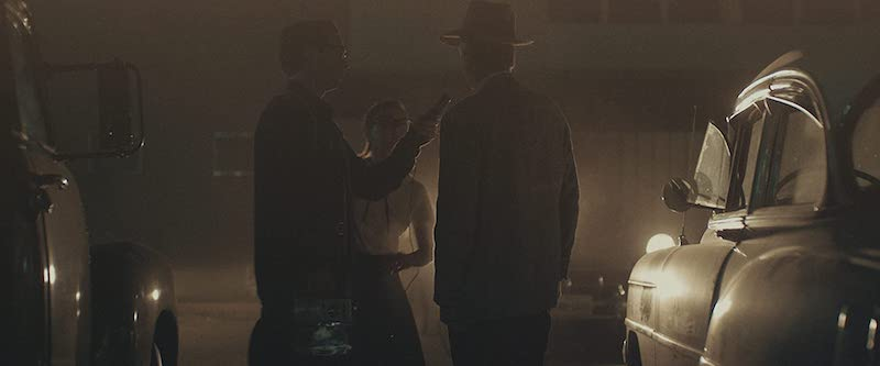 a scene in The Vast of Night
