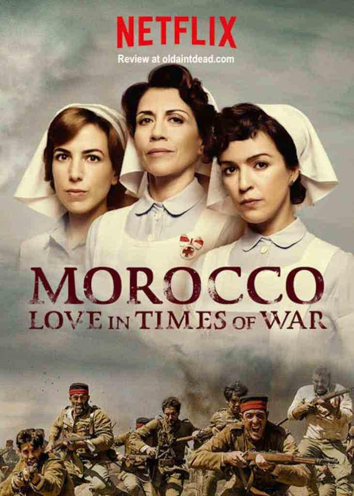 Poster for Morocco in times of love and war