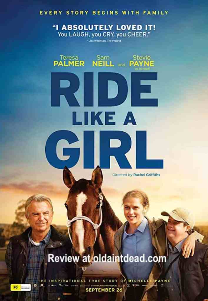 Poster for Ride Like a Girl