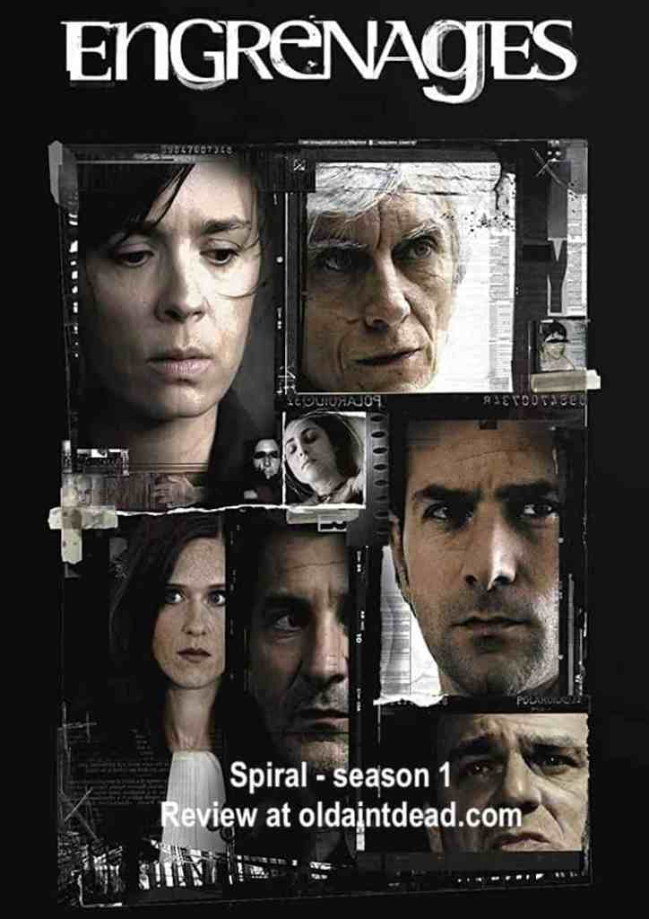Poster for Spiral