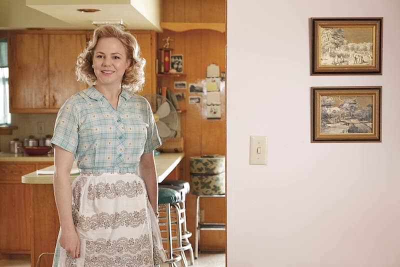 Adelaide Clemens in To the Stars