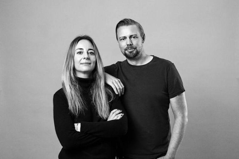 Marie Østerbye and Christian Torpe
