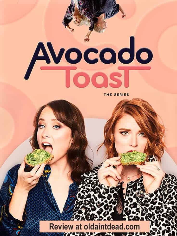 Poster for Avocado Toast the series