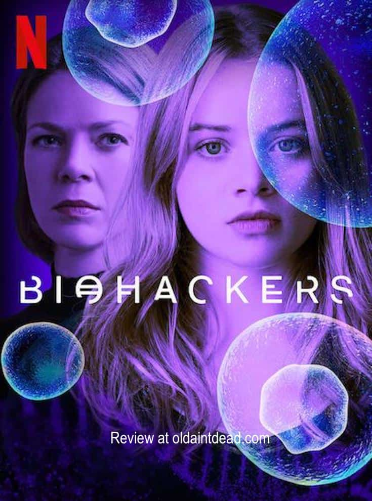The poster for Biohackers