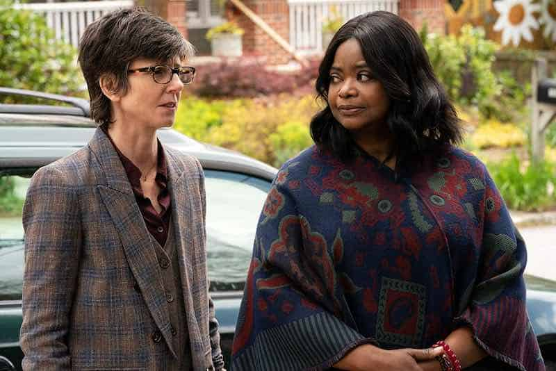 Tig Notaro and Octavia Spencer in Instant Family