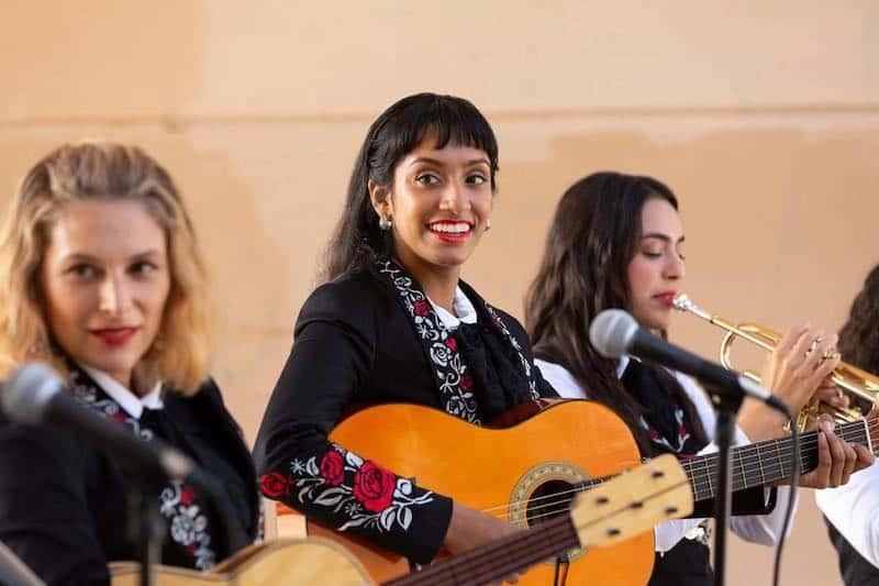 Shalini Bathina in Little Voices