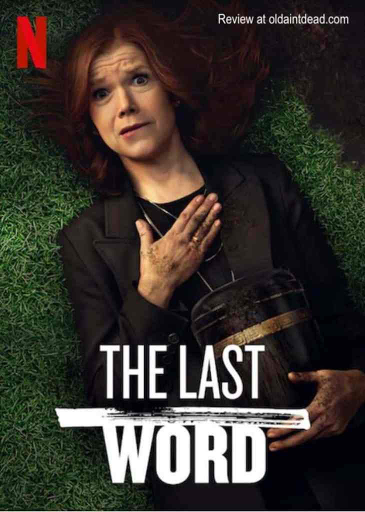 Poster for The Last Word