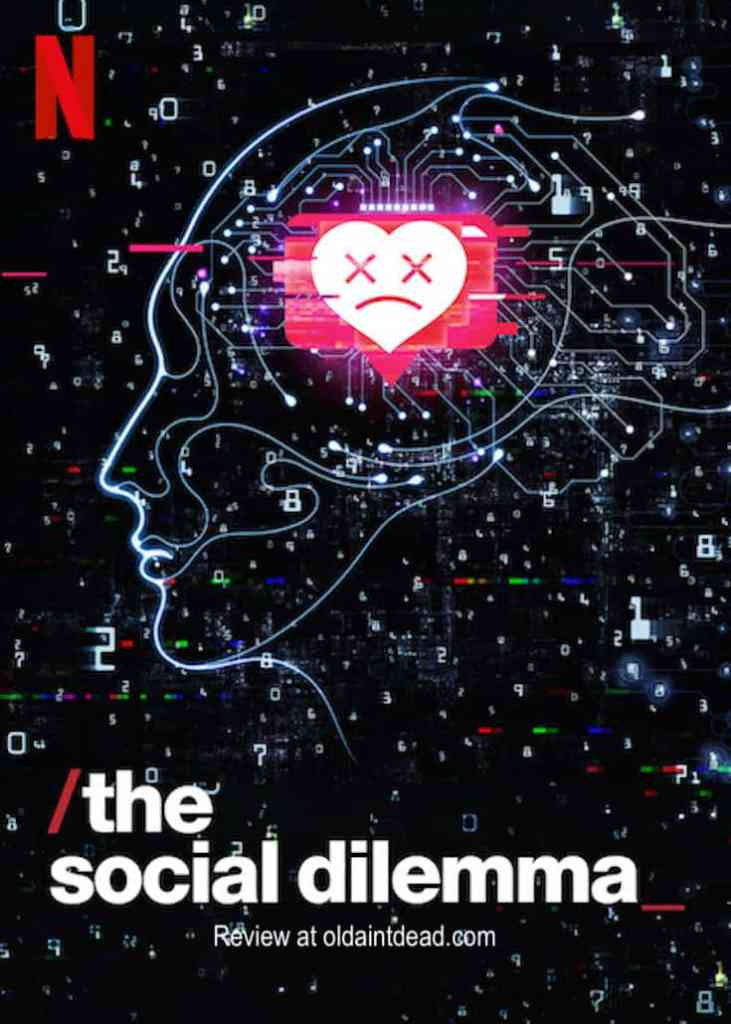 Poster for the social dilemma