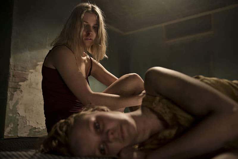 Tessa Hoder and Alvilda Lyneborg Lassen om Darkness: Those Who Kill