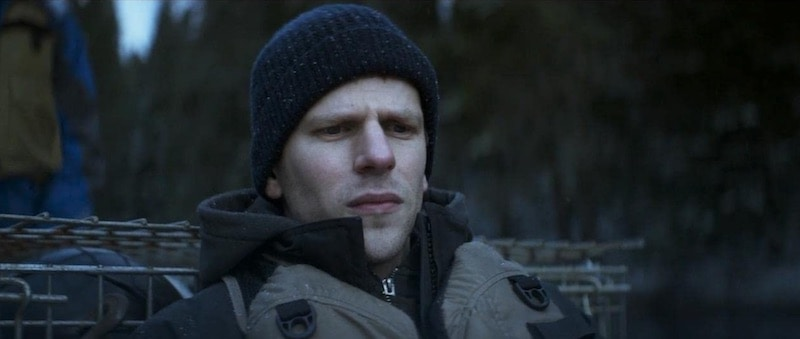 Jesse Eisenberg in The Hummingbird Project
