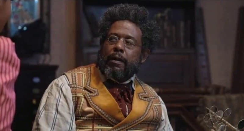 Forest Whitaker in Jingle Jangle: A Christmas Journey