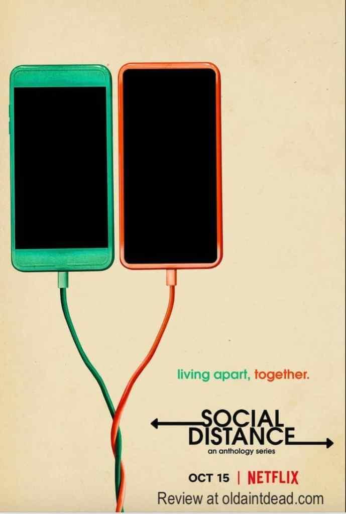 Social Distance poster art