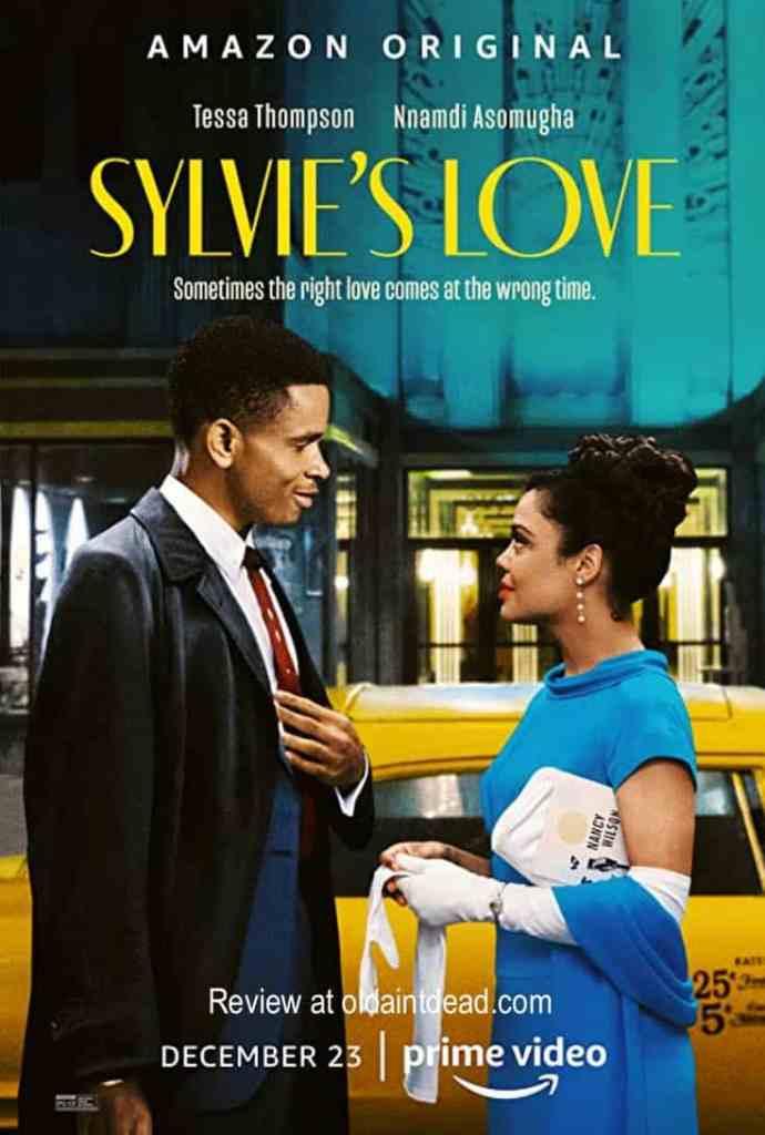 Poster art for Sylvie's Love