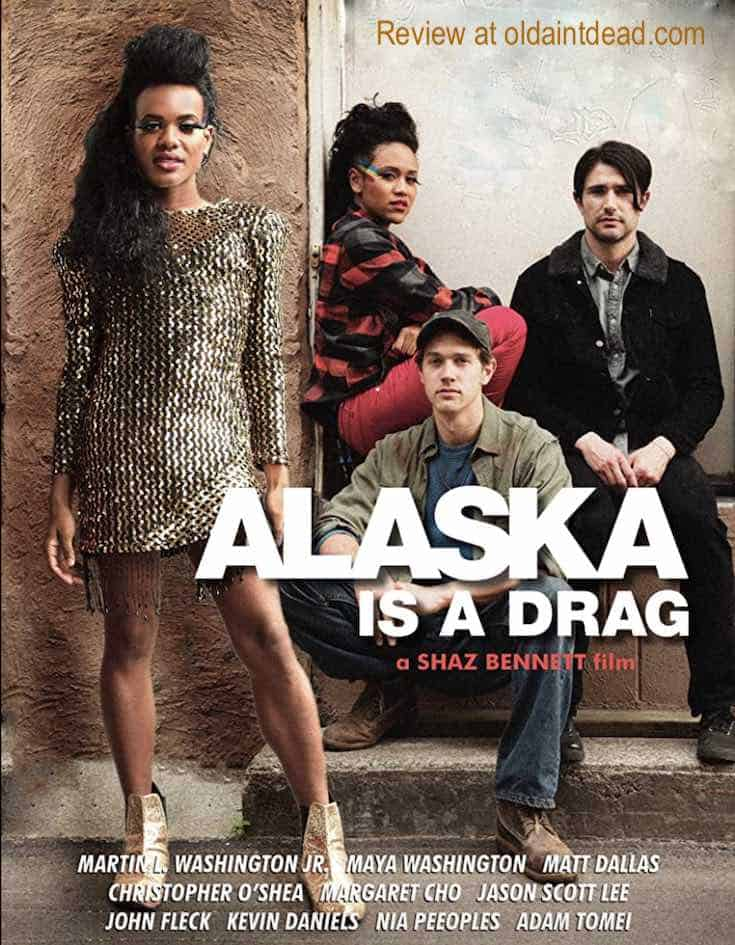 Alaska is a Drag poster art