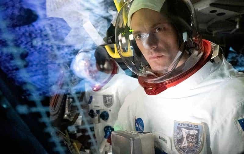 Joel Kinnaman in For All Mankind