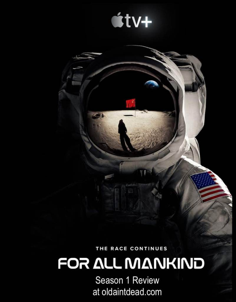 Poster for For All Mankind