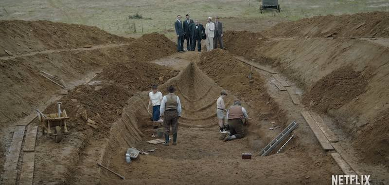the dig site