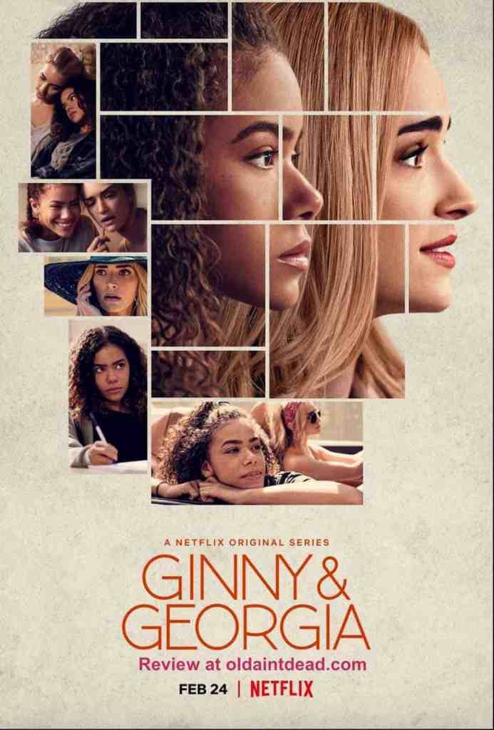 poster for Ginny & Georgia