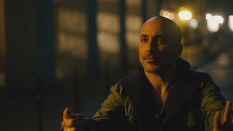 Eli Ben-David in The Attache