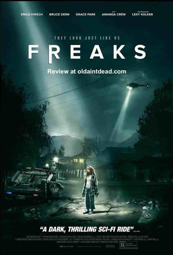 Poster for Freaks