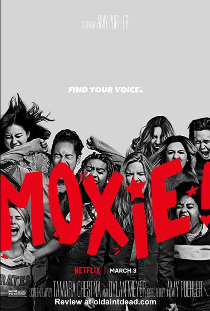 Poster for Moxie