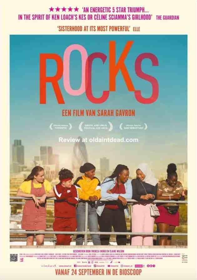 Rocks poster