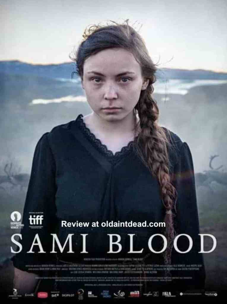 The poster for Sami Blood