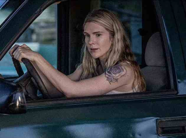 Lily Rabe in Tell Me Your Secrets