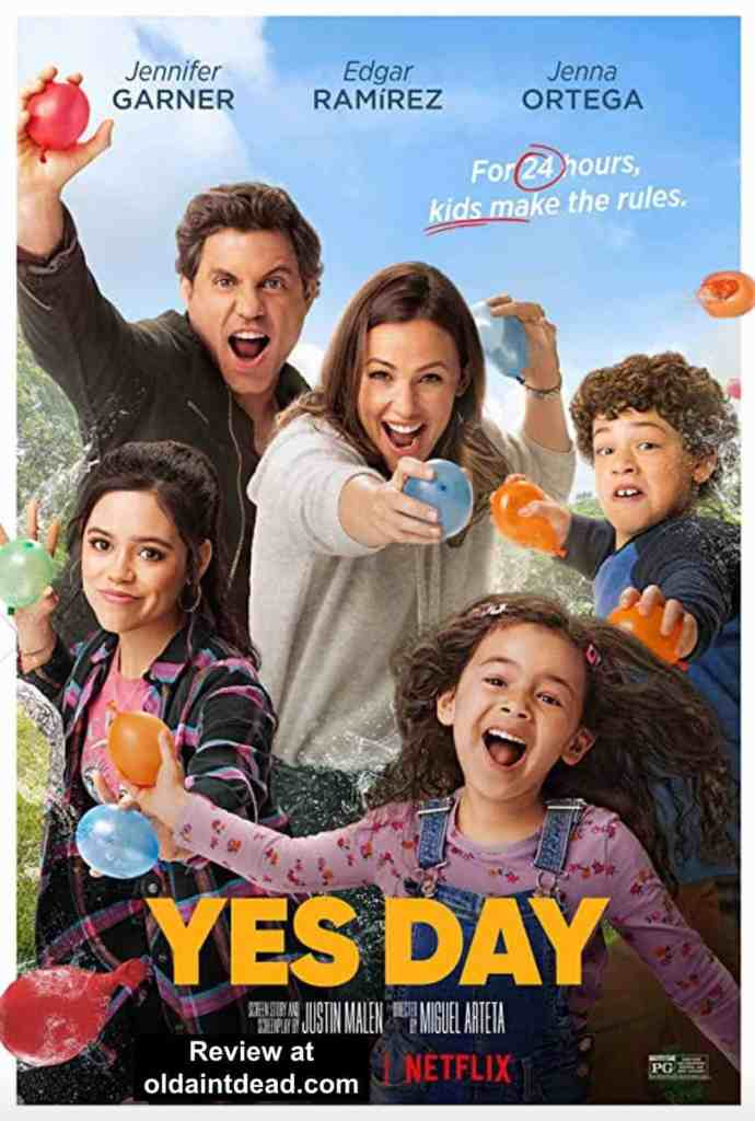 Yes Day poster