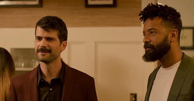 Ian Owens and Anthony Oberbeck in Shrill