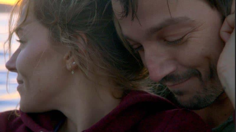 Diego Luna and Sienna Miller in Wander Darkly