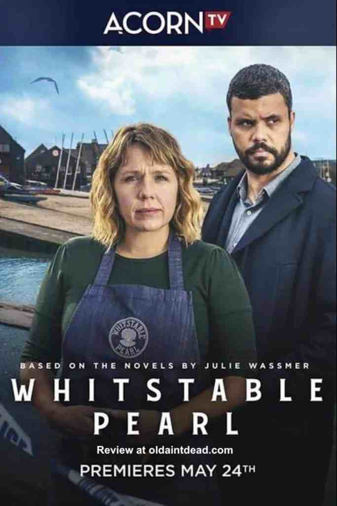 Poster for Whitstable Pearl