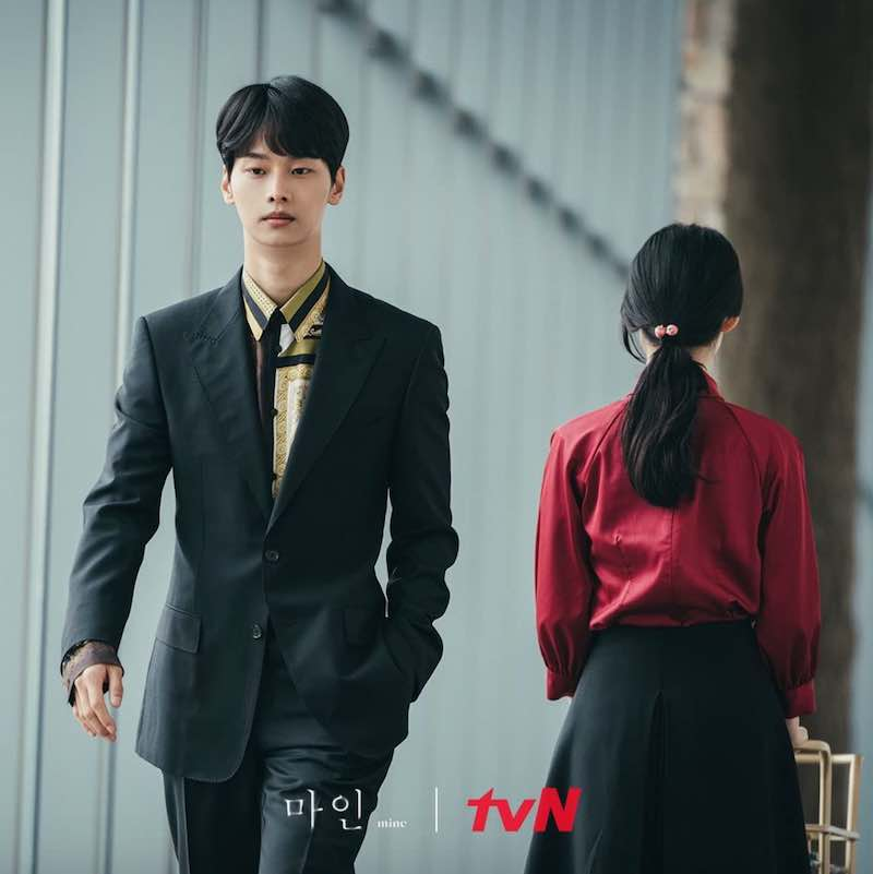Hak-Yeon Cha and Yi-Seo Jung in Mine
