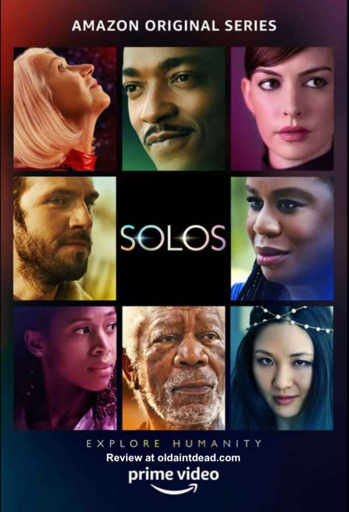 Poster for Solos