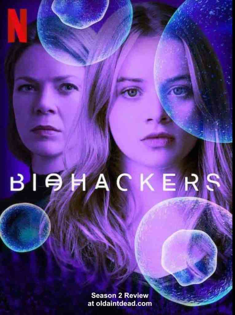 Poster for Biohackers