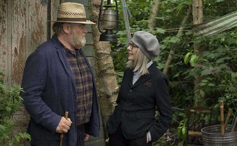 Hampstead, a blooming romance for grownups