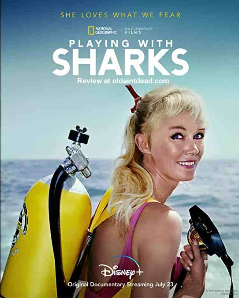 Poster for Playing with Sharks: The Valerie Taylor Story