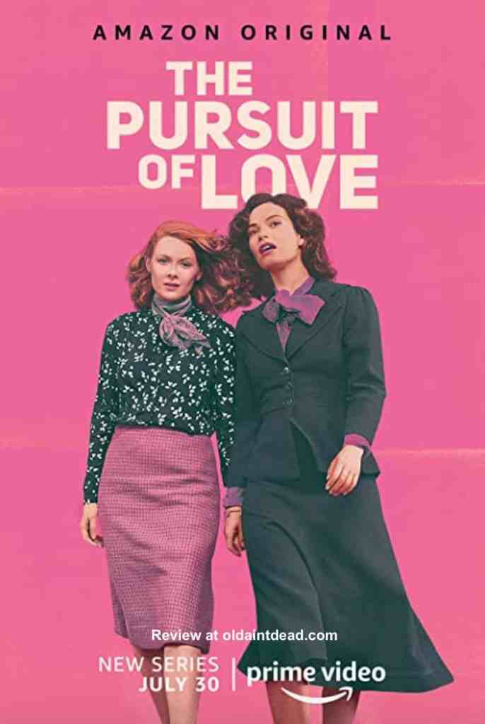 Poster for The Pursuit of Love