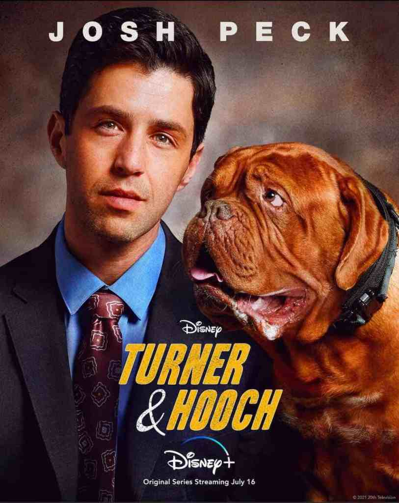 Turner and Hooch poster