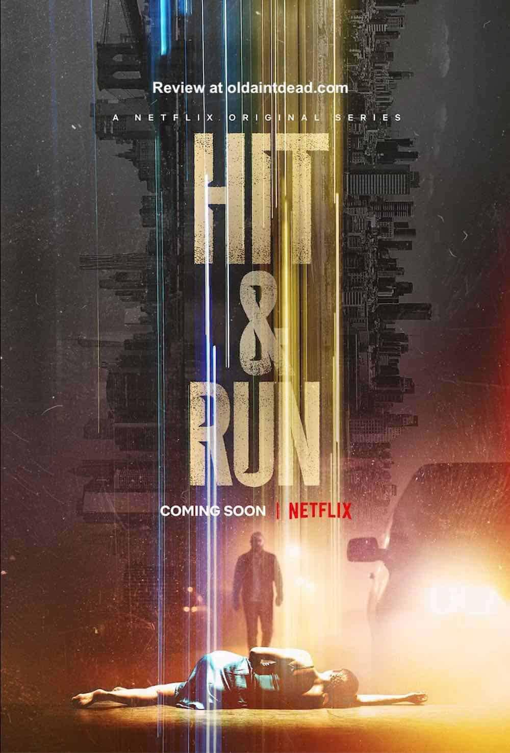 Poster for Hit and Run