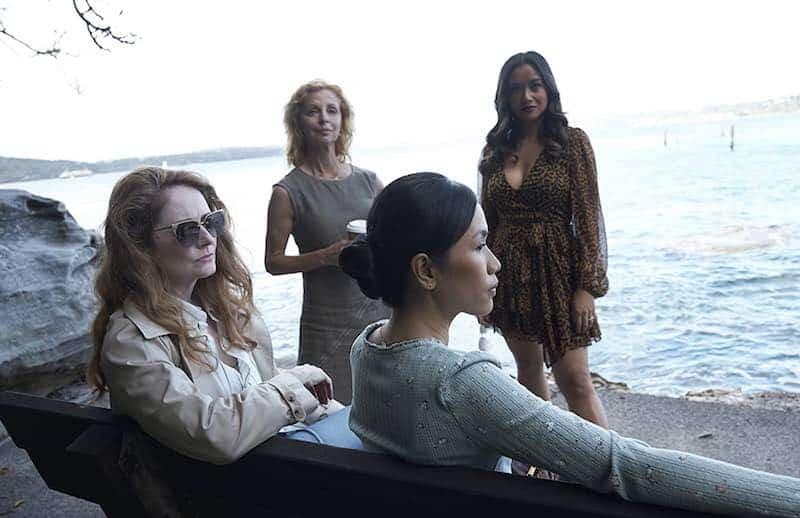 Miranda Otto, Heather Mitchell, Michelle Vergara Moore, Aina Dumlao in the Unusual Suspects