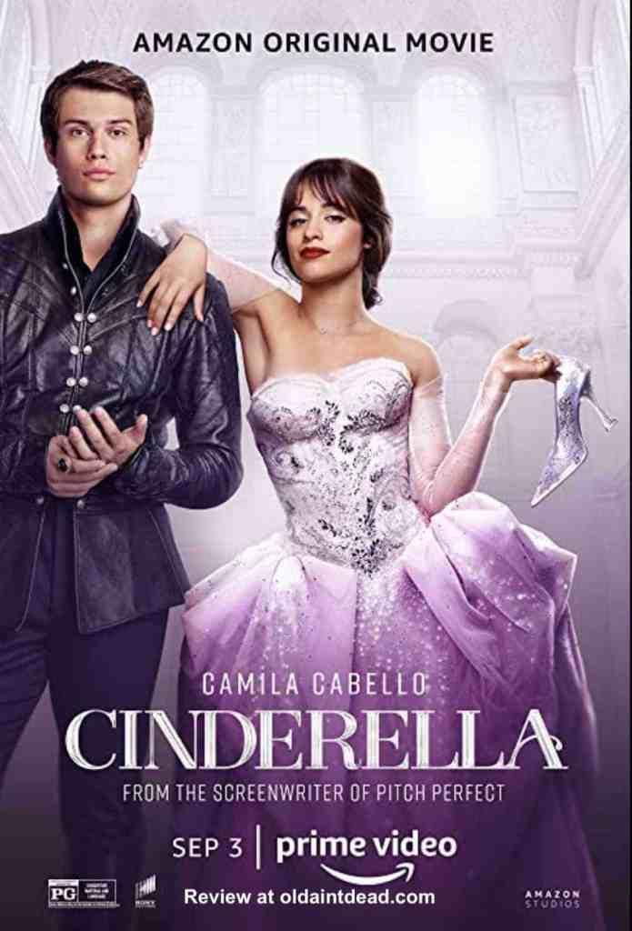 poster for Cinderella