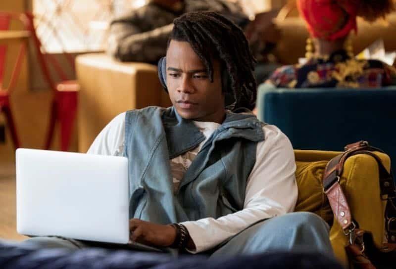 Marque Richardson in Dear Black People