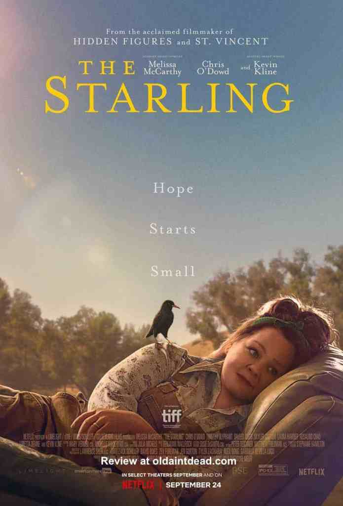 Poster for The Starling