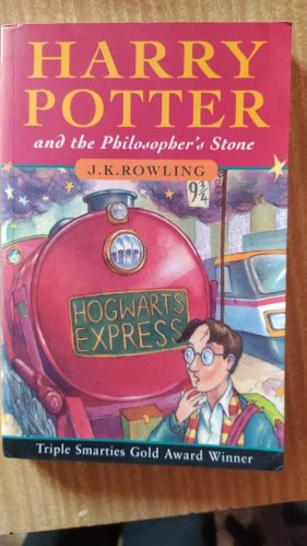 Harry Potter and the Philosopher's Stone photo review
