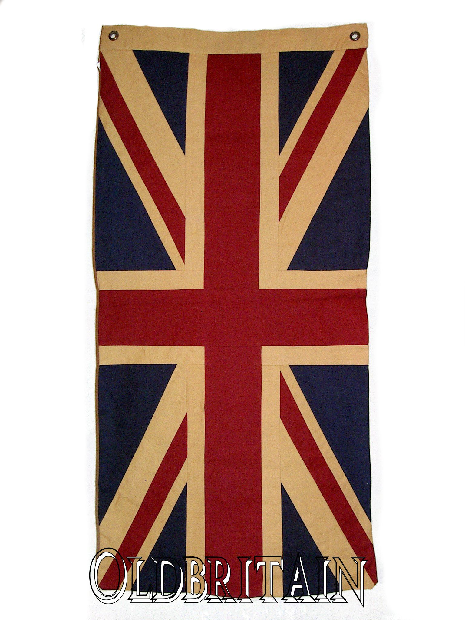Vintage Union Jack Teppich Union Flag Traditional Double Sided Cotton Internal